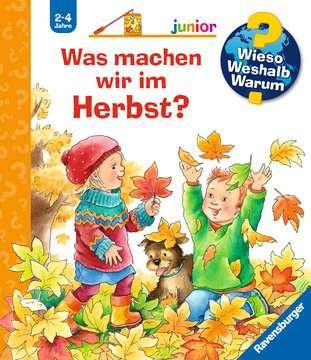 Was machen wir im Herbst? Kinderbücher;Wieso? Weshalb? Warum? - Bild 1 - Ravensburger