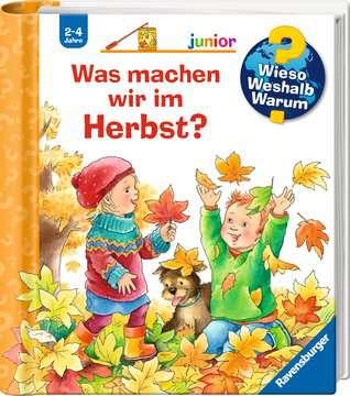 Was machen wir im Herbst? Kinderbücher;Wieso? Weshalb? Warum? - Bild 2 - Ravensburger