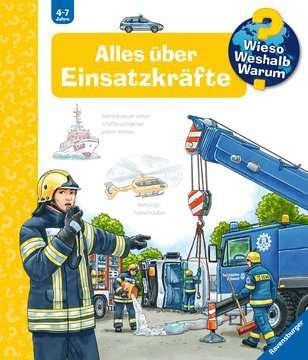 Alles über Einsatzkräfte Kinderbücher;Wieso? Weshalb? Warum? - Bild 1 - Ravensburger