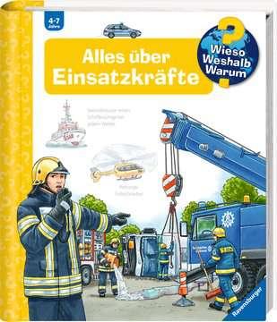 Alles über Einsatzkräfte Kinderbücher;Wieso? Weshalb? Warum? - Bild 2 - Ravensburger