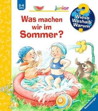 Was machen wir im Sommer? Kinderbücher;Wieso? Weshalb? Warum? - Bild 1 - Ravensburger
