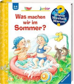 Was machen wir im Sommer? Kinderbücher;Wieso? Weshalb? Warum? - Bild 2 - Ravensburger