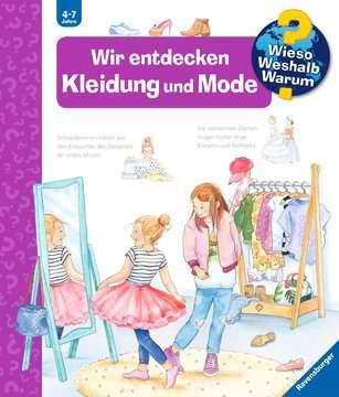 Wir entdecken Kleidung und Mode Kinderbücher;Wieso? Weshalb? Warum? - Bild 1 - Ravensburger