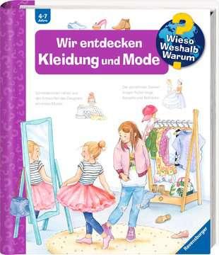 Wir entdecken Kleidung und Mode Kinderbücher;Wieso? Weshalb? Warum? - Bild 2 - Ravensburger