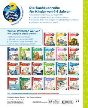 Wir schützen unsere Umwelt Kinderbücher;Wieso? Weshalb? Warum? - Bild 3 - Ravensburger