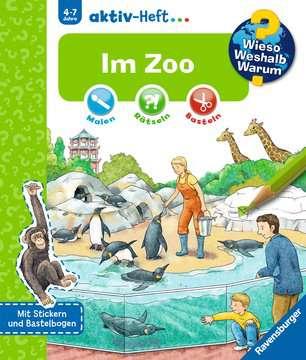 Im Zoo Kinderbücher;Wieso? Weshalb? Warum? - Bild 1 - Ravensburger
