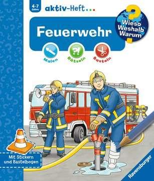 Feuerwehr Kinderbücher;Wieso? Weshalb? Warum? - Bild 1 - Ravensburger
