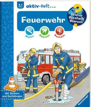 Feuerwehr Kinderbücher;Wieso? Weshalb? Warum? - Bild 2 - Ravensburger