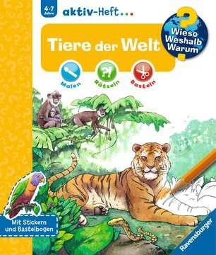 Tiere der Welt Kinderbücher;Wieso? Weshalb? Warum? - Bild 1 - Ravensburger