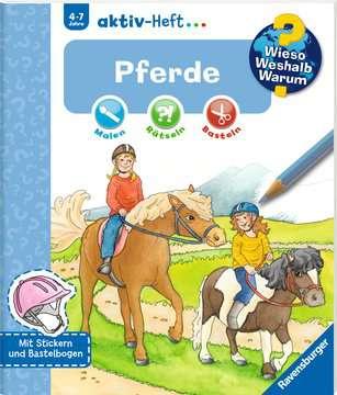 Pferde Kinderbücher;Wieso? Weshalb? Warum? - Bild 2 - Ravensburger