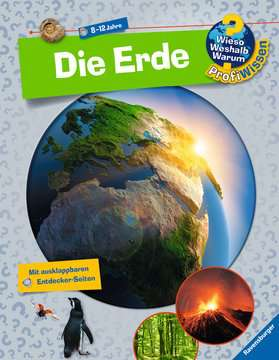 Die Erde Kinderbücher;Wieso? Weshalb? Warum? - Bild 1 - Ravensburger