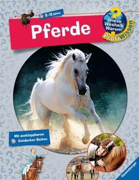 Pferde Kinderbücher;Wieso? Weshalb? Warum? - Bild 1 - Ravensburger