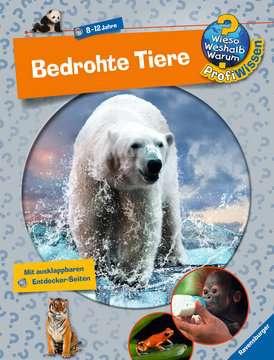 Bedrohte Tiere Kinderbücher;Wieso? Weshalb? Warum? - Bild 1 - Ravensburger