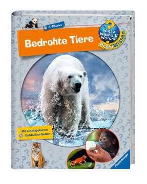 Bedrohte Tiere Kinderbücher;Wieso? Weshalb? Warum? - Bild 2 - Ravensburger