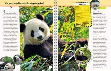 Bedrohte Tiere Kinderbücher;Wieso? Weshalb? Warum? - Bild 3 - Ravensburger