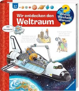 Wir entdecken den Weltraum Kinderbücher;Wieso? Weshalb? Warum? - Bild 2 - Ravensburger