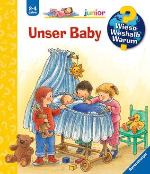 Unser Baby Kinderbücher;Wieso? Weshalb? Warum? - Bild 1 - Ravensburger