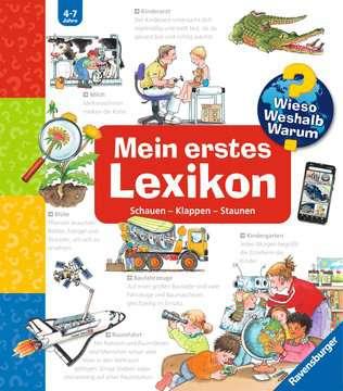 Mein erstes Lexikon Kinderbücher;Wieso? Weshalb? Warum? - Bild 1 - Ravensburger