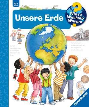 Unsere Erde Kinderbücher;Wieso? Weshalb? Warum? - Bild 1 - Ravensburger