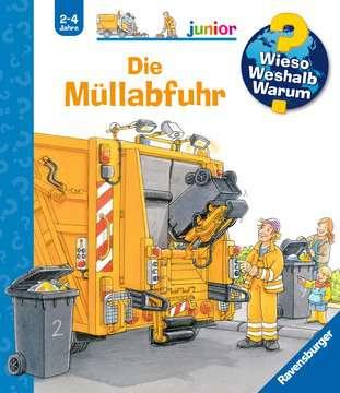 Die Müllabfuhr Kinderbücher;Wieso? Weshalb? Warum? - Bild 1 - Ravensburger