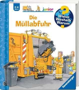 Die Müllabfuhr Kinderbücher;Wieso? Weshalb? Warum? - Bild 2 - Ravensburger