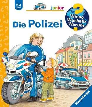 Die Polizei Kinderbücher;Wieso? Weshalb? Warum? - Bild 1 - Ravensburger