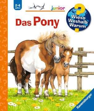Das Pony Kinderbücher;Wieso? Weshalb? Warum? - Bild 1 - Ravensburger