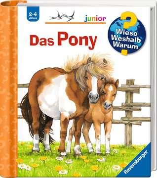 32773 Wieso? Weshalb? Warum? Das Pony von Ravensburger 2