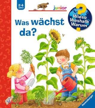 Was wächst da? Kinderbücher;Wieso? Weshalb? Warum? - Bild 1 - Ravensburger