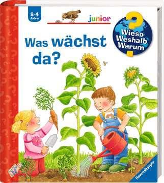 Was wächst da? Kinderbücher;Wieso? Weshalb? Warum? - Bild 2 - Ravensburger