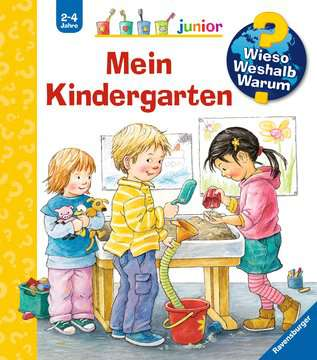 Mein Kindergarten Kinderbücher;Wieso? Weshalb? Warum? - Bild 1 - Ravensburger