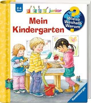 Mein Kindergarten Kinderbücher;Wieso? Weshalb? Warum? - Bild 2 - Ravensburger