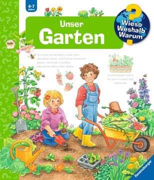 Unser Garten Kinderbücher;Wieso? Weshalb? Warum? - Bild 1 - Ravensburger