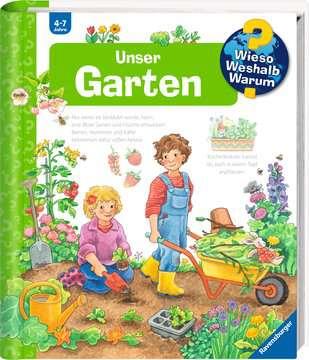 Unser Garten Kinderbücher;Wieso? Weshalb? Warum? - Bild 2 - Ravensburger