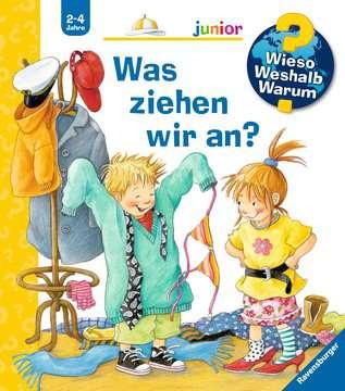 Was ziehen wir an? Kinderbücher;Wieso? Weshalb? Warum? - Bild 1 - Ravensburger