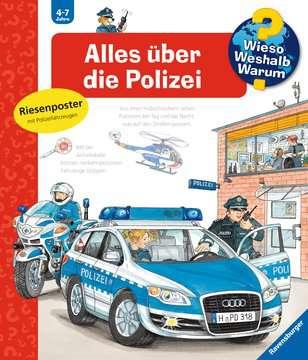 Alles über die Polizei Bücher;Wieso? Weshalb? Warum? - Bild 1 - Ravensburger