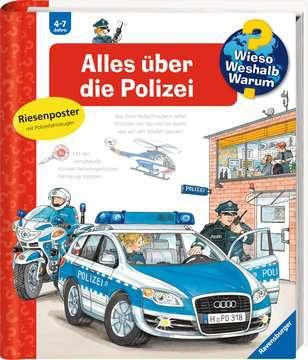 Alles über die Polizei Bücher;Wieso? Weshalb? Warum? - Bild 2 - Ravensburger