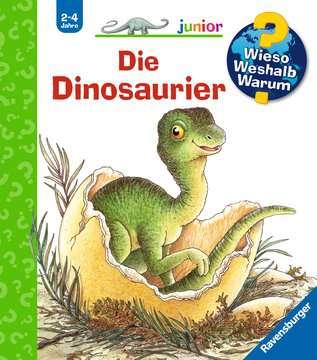 32797 Wieso? Weshalb? Warum? Die Dinosaurier von Ravensburger 1