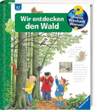 Wir entdecken den Wald Kinderbücher;Wieso? Weshalb? Warum? - Bild 2 - Ravensburger