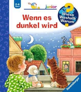 Wenn es dunkel wird Kinderbücher;Wieso? Weshalb? Warum? - Bild 1 - Ravensburger