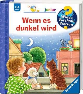 Wenn es dunkel wird Kinderbücher;Wieso? Weshalb? Warum? - Bild 2 - Ravensburger