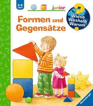 Formen und Gegensätze Kinderbücher;Wieso? Weshalb? Warum? - Bild 1 - Ravensburger