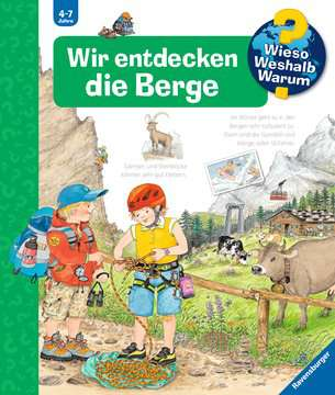 Wir entdecken die Berge Kinderbücher;Wieso? Weshalb? Warum? - Bild 1 - Ravensburger