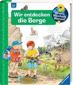 Wir entdecken die Berge Kinderbücher;Wieso? Weshalb? Warum? - Bild 2 - Ravensburger