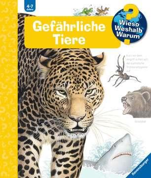 Gefährliche Tiere Kinderbücher;Wieso? Weshalb? Warum? - Bild 1 - Ravensburger