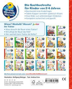 Der Traktor Kinderbücher;Wieso? Weshalb? Warum? - Bild 3 - Ravensburger