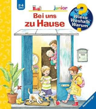 Bei uns zu Hause Kinderbücher;Wieso? Weshalb? Warum? - Bild 1 - Ravensburger