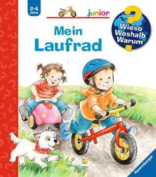 Mein Laufrad Kinderbücher;Wieso? Weshalb? Warum? - Bild 1 - Ravensburger