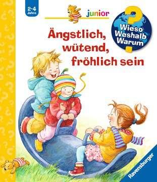 Ängstlich, wütend, fröhlich sein Kinderbücher;Wieso? Weshalb? Warum? - Bild 1 - Ravensburger