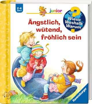 Ängstlich, wütend, fröhlich sein Kinderbücher;Wieso? Weshalb? Warum? - Bild 2 - Ravensburger